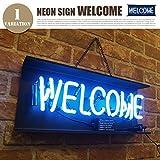 NEON SIGN WELCOME(ネオンサイン ウェルカム)