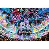 500ピース ジグソーパズル ステンドアート ディズニーウォータドリームコンサート ぎゅっとシリーズ(25cmx36cm)