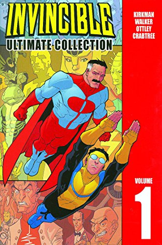 Invincible: The Ultimate Collection (Invincible Ultimate Collection)