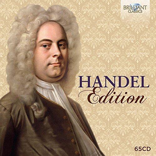バロック音楽 ヘンデル