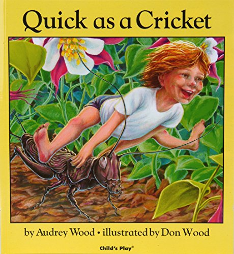 Quick As a Cricket (Child's Play Library)の詳細を見る