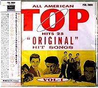 オリジナル全米トップ・ヒッツ25 Vol.1