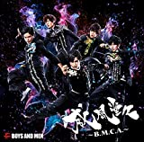 【早期購入特典あり】威風堂々〜B.M.C.A.〜(誠盤)(特典:ステッカー)