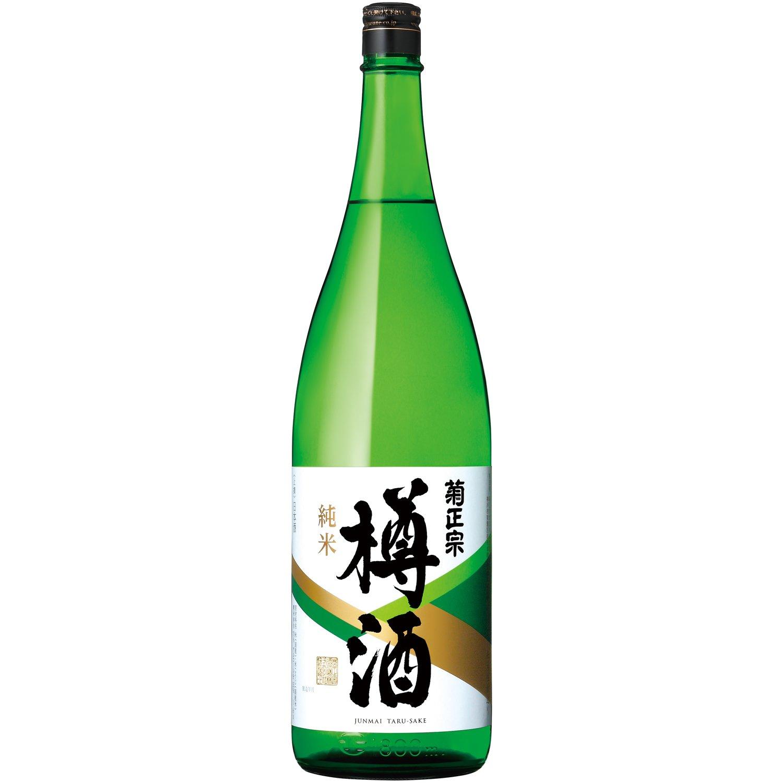 菊正宗 純米樽酒 兵庫 1.8L 1本