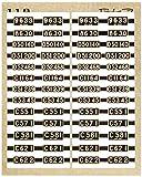レボリューションファクトリー Nゲージ 蒸気ナンバーセット2  RLF118