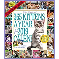 The Original 365 Kittens a Year 2019 Calendar: Picture-a-Day