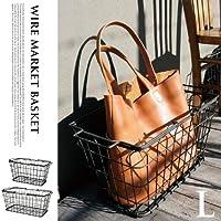 Wire market basket L S255-46L DULTON(ダルトン)