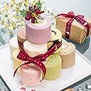 「新杵堂(SHINKINEDO)」ロールケーキタワー9個(X 039 masバージョン)【お届け:12月24日】≪クリスマスケーキ予約 2018≫