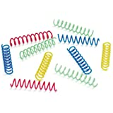 Ethical Thin Colorful Springs Cat Toy, 10-Pack