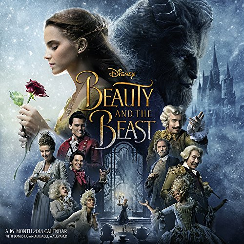 Beauty and the Beast 2018 Calendar