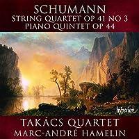 String Quartet Op 41 No 3 / Piano Quintet