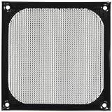 「AINEX アルミ製ファンフィルター [ 120mm用 ] [ ブラック ] CFA-120B-BK」のサムネイル画像