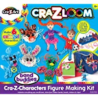 Cra-Z-Art Cra-Z-Loom Band Buddies 3-D Figure Maker Kit