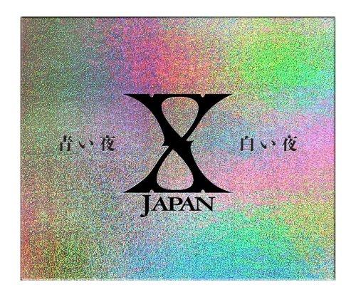X-JAPAN 青い夜 白い夜 完全版 BOX (初回限定版) [DVD]の詳細を見る