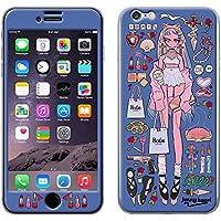 JENNY KAORI(ジェニーカオリ)×Gizmobies / CHINA GIRL 【iPhone6/6s専用Gizmobies】[ZK-0003-IP06-A] (ブルー)