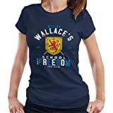 RHDFHK Braveheart William Wallace School for Freedom Women's T-Shirt