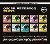 オスカー・ピーターソン、Oscar Peterson