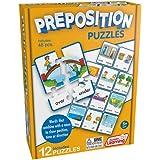 Junior Learning JL245 Preposition Puzzles, Multicolor