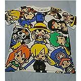 ワンピース ONE PIECE Tシャツ ユニセックス Lサイズ USJ限定 2016