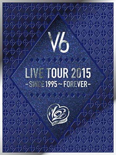 LIVE TOUR 2015 -SINCE 1995~FOREVER-(初回生産限定盤B)(DVD4枚組)の詳細を見る