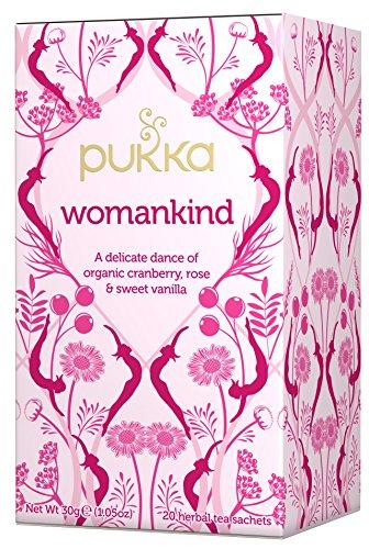 pukka(パッカ) ウーマンカインド有機ハーブティー20TB
