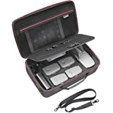 RLSOCO Travel Carrying Case Compatible for DJI Mavic 2 Pro/Zoom Fly More Kit -Fits for Full Mavic 2 Accessories:Remote Contro