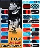 BIGBANG ビッグバン TOP トップ 【 ネイルシール Fashion Nail 】 20シート入り
