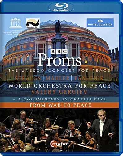 Proms - The Unesco Concert for Peace [Blu-ray]