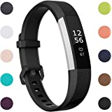 Maledan Replacement Bands Compatible for Fitbit Alta, Alta HR and Fitbit Ace, Newest Accessories Wristbands Sport Strap with