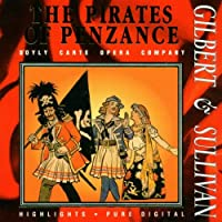 Gilbert+Sullivan;Pirates of