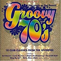 Groovy 70's by Groovy 70's (2005-05-03)