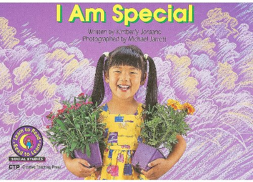 I Am Special (Social Studies Learn to Read)の詳細を見る