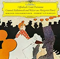 Offenbache: Gaite Parisienne by Herbert Von Karajan (2014-03-12)