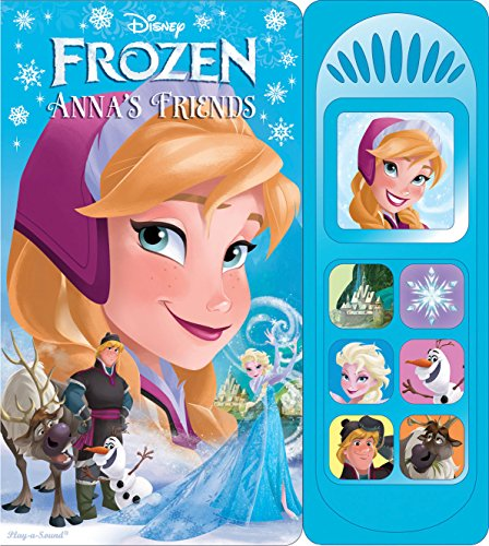 Anna's Friends (Disney Frozen: Play-a-sound)