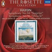Haydn: Symphonies 94 & 96