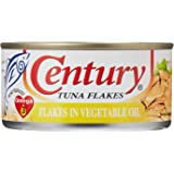 Century Tuna in Flakes w/soya Oil, 180g(packaging may vary)