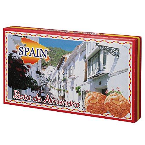 スペインお土産 スペイン アーモンドクッキー
