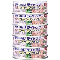 いなば ライトツナスーパーノンオイル 5缶