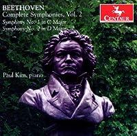 Complete Symphonies Vol. 2-Piano Transcriptions