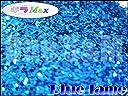 U-5-1 50g 高級 ラメ フレーク 外装 塗料 アッパーカウル ロケットカウル アンダーカウル タンク フェンダー サイドカバー テールカウル ホイール フレーム ヘルメット コルク半 ボンネット ドア トランク 車体 シャーシ バンパー 等に 青 0.5mm