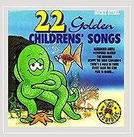 22 Golden Children's Songs【CD】 [並行輸入品]