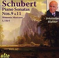 Piano Sonatas Nos. 9 & 11