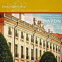 Haydn: Symphonies Nos. 57, 67 & 68 by Philharmonia Baroque Orchestra