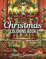 Christmas Coloring Book: An Adult Coloring Book with Fun%・カ・晢セ・ Easy%・カ・晢セ・ and Relaxing Coloring Pages (Perfect Gift for Christmas Lovers) [並行輸入品]