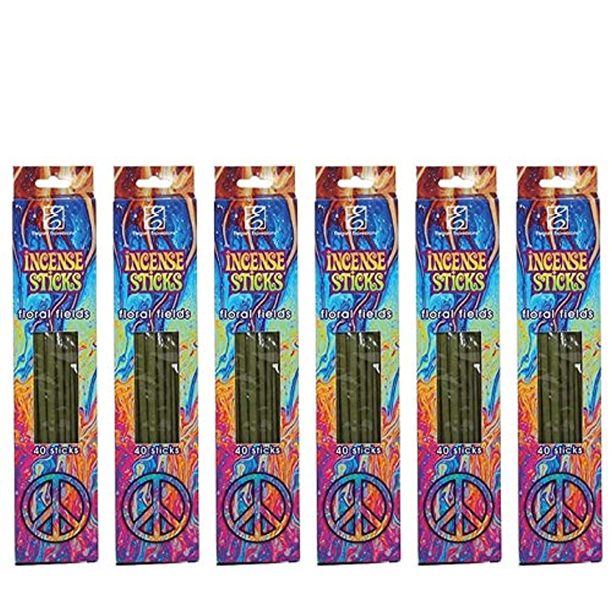 キリスト示す電気陽性Hosleyのフローラルの香りつきIncense Sticks 240パック。手Fragranced、Infused with Essential Oils。理想的なギフト、ウェディング、特別なイベント、アロマセラピー、...