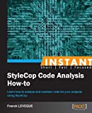Instant StyleCop Code Analysis How-to (English Edition)