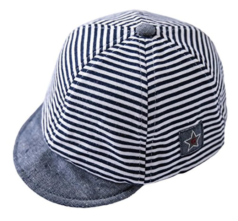 pekabo ベビー ハット 帽子 夏 赤ちゃん 女の子 男の子 日よけ帽子 キャップ サファリハット つば広 UVカット アウトドア