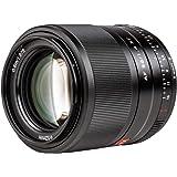 Viltrox 56mm F1.4 STM 大口径 単焦点レンズ Fujifilm Xマウント オートフォーカス ポートレートレンズ fujiカメラに対応 軽量 柔らかいボケ味 瞳AF対応 X-Pro1/Pro2/T1/T2/T3/X-T4/T20/
