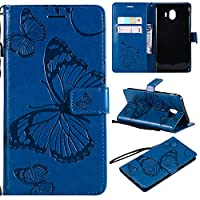 Samsung Galaxy J4 2018 (European Version), Samsung Galaxy J4 2018 (European Version) Case, Phoebe Max Durable Hybrid Slim 360° Protection Shock Absorbing Full Body Shockproof デザイン Case for Samsung