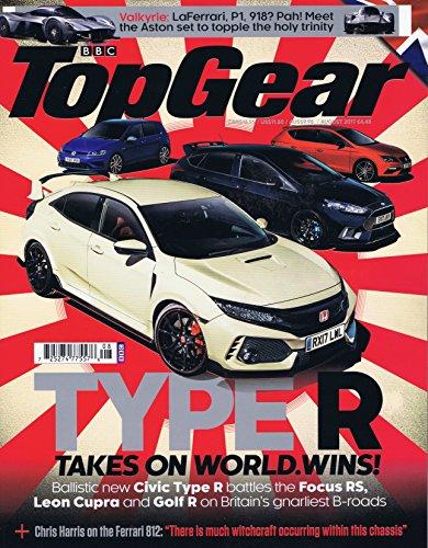 BBC Top Gear [UK] August 2017 (単号)